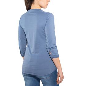 Schöffel Johannesburg Camiseta de manga larga Mujer, blue horizon